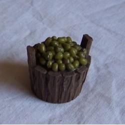 Tinozza con olive verdi 06