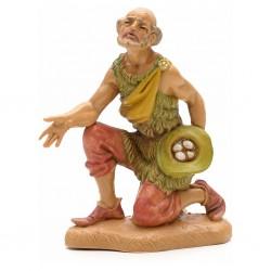 Anziano mendicante