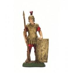 Soldato romano con scudo rettangolare