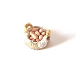 Cesta uova galline 01