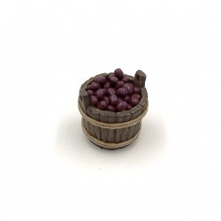 Mastello con olive da tavola 020
