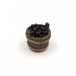 Mastello con olive da tavola 021