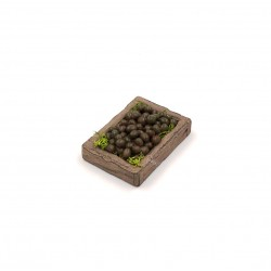 Cassetta con olive da tavola 033