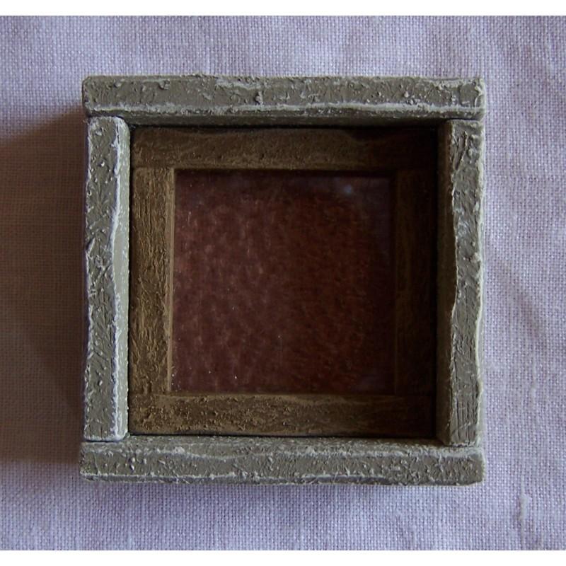 Finestra Quadrata Piccola Vetro Soffuso